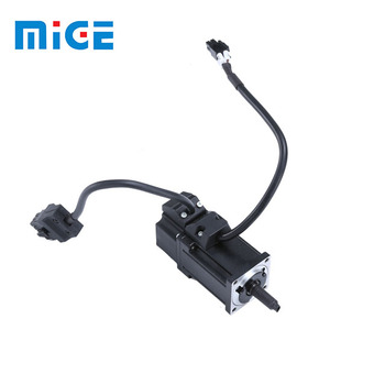 small size black ac electric motor for automatic machine use