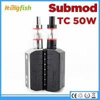 Hot selling Sub mod 50W TC ipv3 li box mod case with factory price