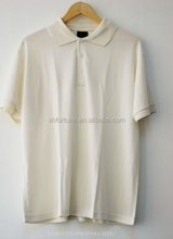100% silk knitted Fashion pure color gentle Men's Polo Shirt, short sleeve.