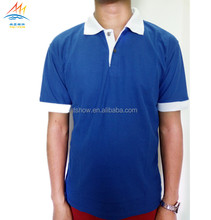 Wholesale 70% cotton 30% polyester polo shirts China factory