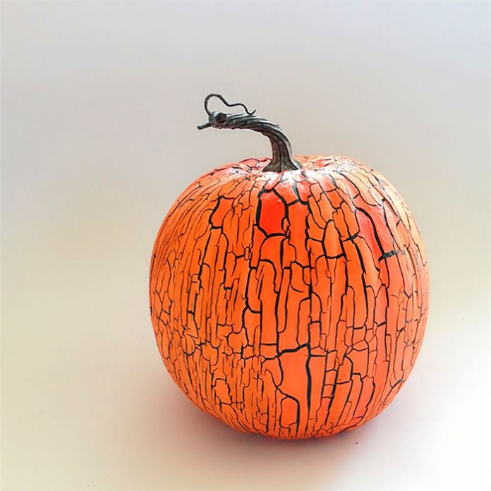 2018 best price foam Promotional carved pumpkin decor