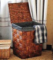 High quality laundry storage basket fabrics baskets for home storage