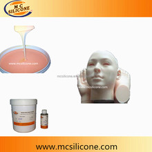 20L food grade liquid silicone rubber for mask making
