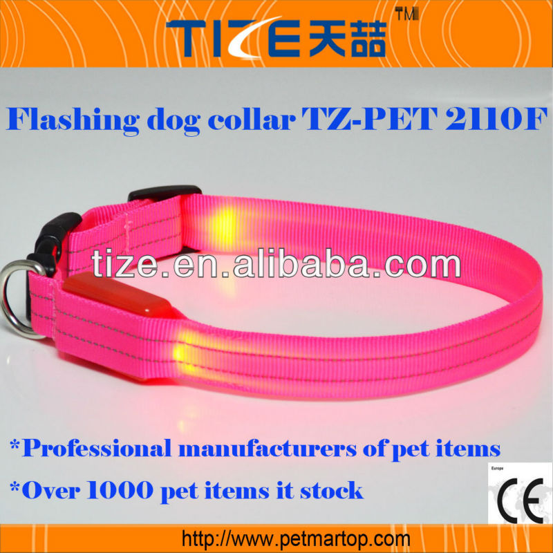 Best selling Cat accessories TZ-PET2110F rhinestone dog collars for big dogs