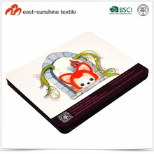 Free Sample Wholesale Microfiber Mouse Pad