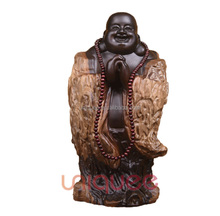 decorative laser wood carving buddha statues for sale large buddha statues