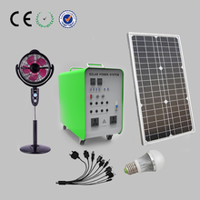 JCNS 300w 500w 1000w off-grid solar power system AC DC portable solar systems