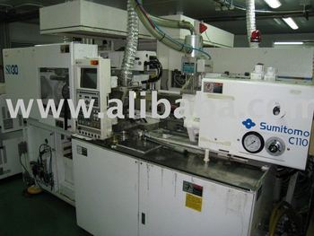 Sumitomo SD30 CD/DVD Injection Molding Machine