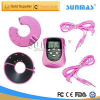 Sunmas SM9099 Ems breast Beauty vibration breast growth massager