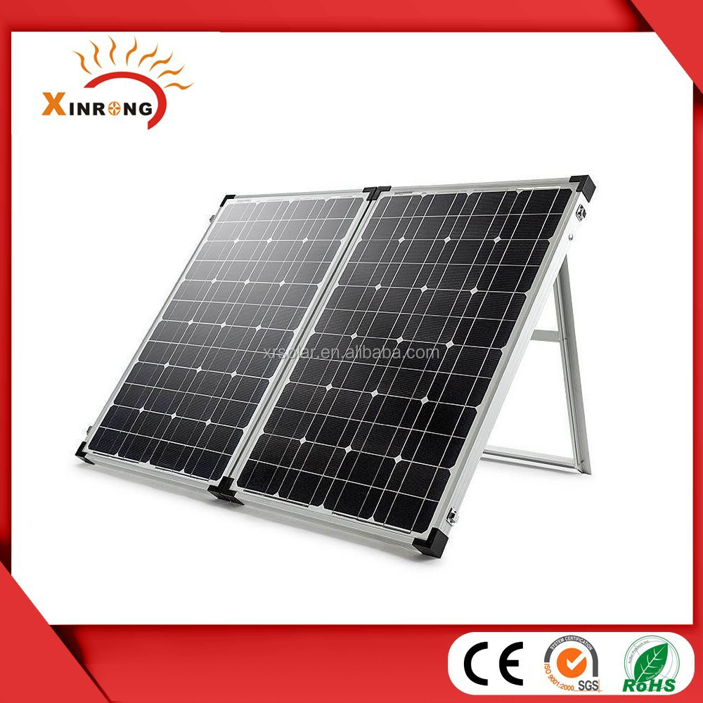 Portable 100w Foldable Solar Panel Price
