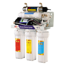 Discounted household 5/6/7/8 stage ro/uf undersink water filter with reverse osmosis system
