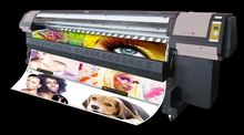 2.5m x 1.3m Size Digital Flatbed Printer for Golfball,mugs,candle
