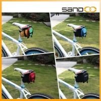 Waterproof folding bike carry bag,bike saddle bag,bicycle bag