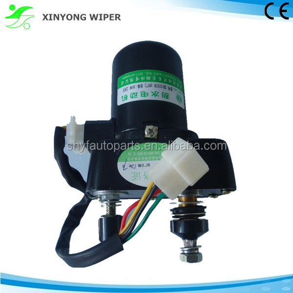 24V 30W Small Volume Easy Installation Front Wiper Motor