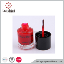 High quality nail lacquer 10 ml Round bottle 20 pcs /set nail polish set Professional Factory supply