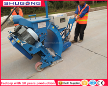 CE /ISO Approved Factory Price China stone paver/concrete shot blaster for sale