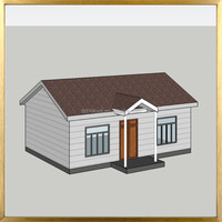 iPrefab-BPHS-M2 China the prefab prefabricated house