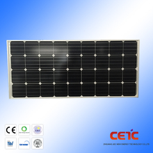 Solar Monocrystalline 135w All Black Panel for Solar System