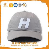 Plastic outline in 3d embroidery baseball cap