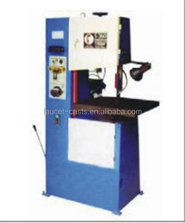 Automatic band saw blade welding machine