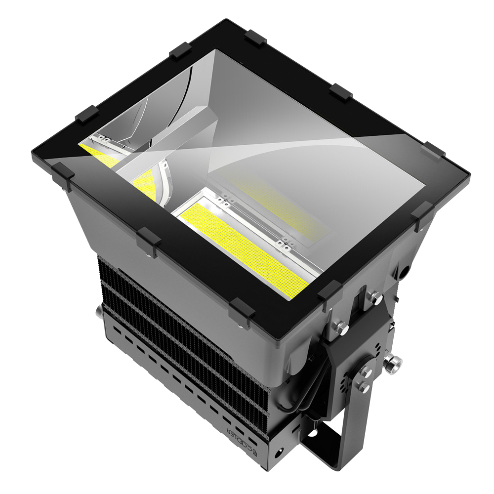 1000w high power led flood light fixture replacement 2000w MH bulb