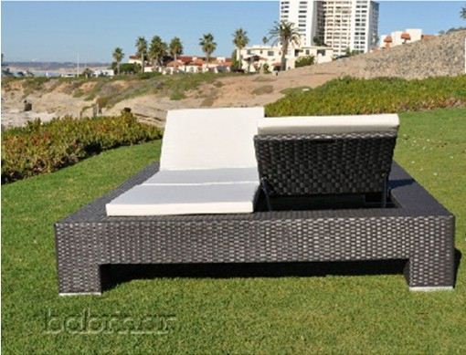 Good service factory directly luxury patio sofa bed