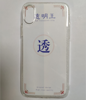 Factory Wholesale Clear Transparent TPU Smartphone Shell Mobile Back Cover Phone Case For Iphone XS/XSMax/XR Case