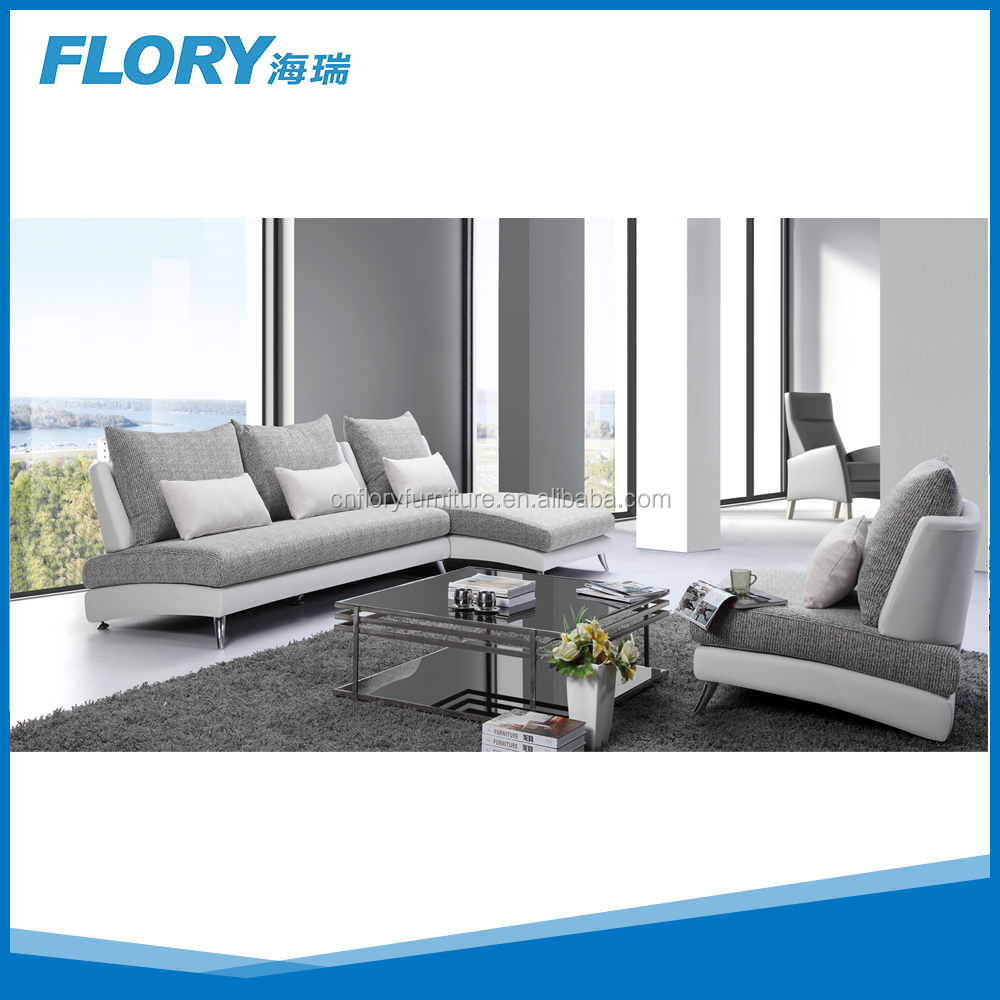 2014 modern sofa set fabric furniture F891