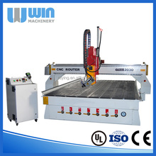 High Precision 4AXIS 2030 CNC Router Machine For Aluminum