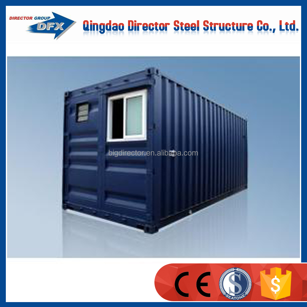 Light steel prefab shipping container homes for sale