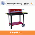 With Color Box Packed KC8727S Outdoor charcoal Bbq grills