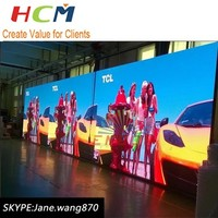 outdoor Full color advertising banner with 8mm led display panel