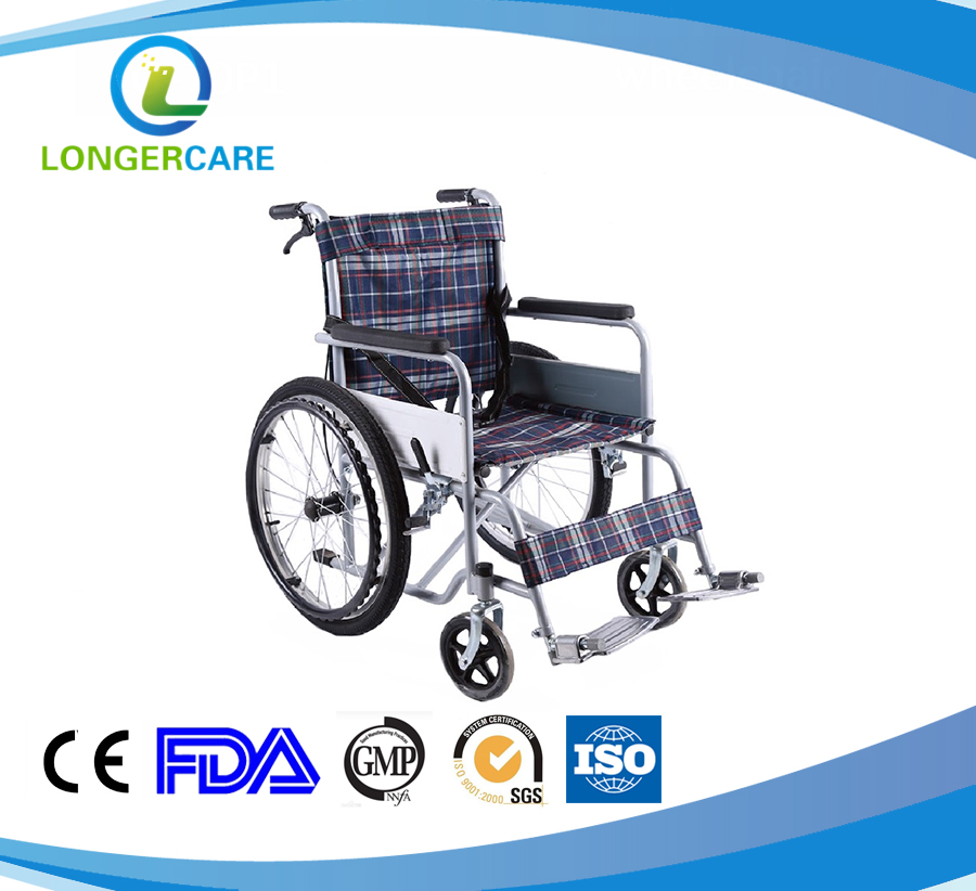 price of wheelchair philippines /folding manual wheelchair