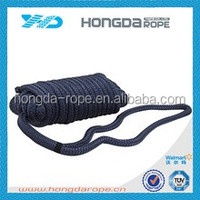 high quality braided polyester mooring rope marine 14 mm