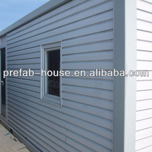Flat Pack 20ft Container House Plans for Living and Office