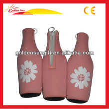 Personalized Neoprene Beer Bottle Covers