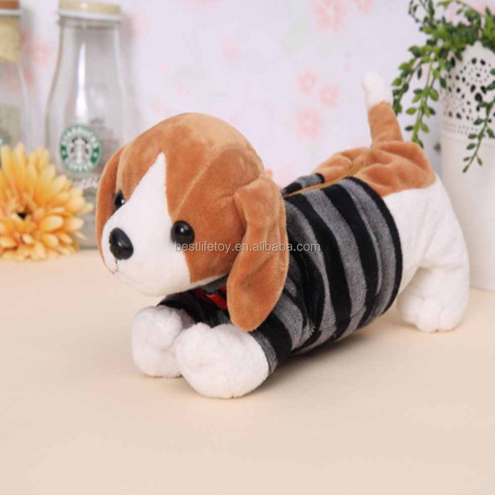 New 2016 pocket dog Toys/Stuffed dog Wholesale (PTALB0916030)