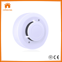 Photoelectric Optical Stand Alone Outdoor Portable Cigarette Smoke Detector Fire Alarm Photoelectric