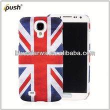 Colorful National Flag Design Mobile Phone For Samsung Galaxy S4 I9500 Hard PC Case Protective Case rubber case