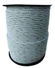 plastic rope for horse fence electric fencing rope