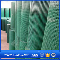 Anti-corrosive beautiful form powder coated wire mesh panel / decorative wire mesh / welded wire mesh