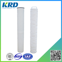 1 micron PP High Flow Rate Water Spun Sediment Filter Cartridge