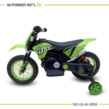 Rechargeable battery 6V cheap kids electric motocycle for sale