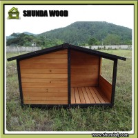 SDD11 Wholesale Wooden Kennel Dog Cage
