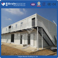 prefab container home flat pack for model building