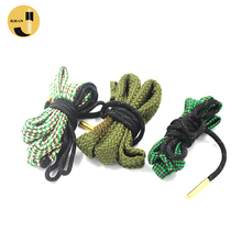 .22 5.56 .223 m16 Airsoft Top Solid Brass Replacement Cartridge Inner Bore Snake Rifle Gun Cleaning