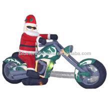 Inflatable Motorcycle Model
