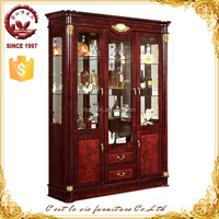Standard Size Of China Antique Hotel Display Storage Cabinets Sale