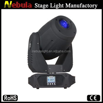 70W moving head spot light gobo projector