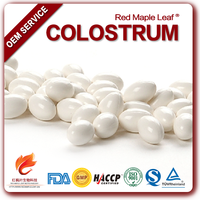 High Quality Sport Supplement Cow Colostrum Essence Hard Capsule
